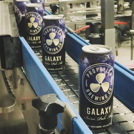 Propeller Brewing Releasing One-Off Galaxy IPA