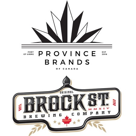Province Brands and Brock Street Brewing Announce Production Partnership for Cannabis Beers