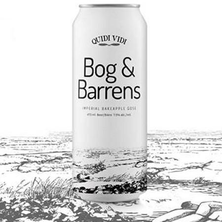 Quidi Vidi Brewing Launching Bogs & Barrens Collaboration Series at Raymonds & The Merchant Tavern