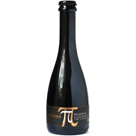 The Exchange Brewery Peach Pi Now Available at LCBO
