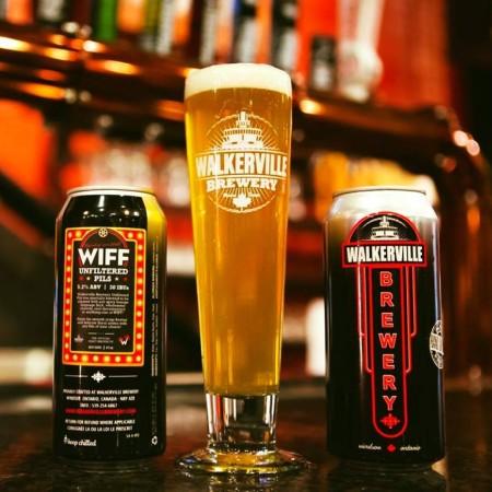 Walkerville Brewery Releases WIFF Unfiltered Pilsener for Windsor International Film Festival