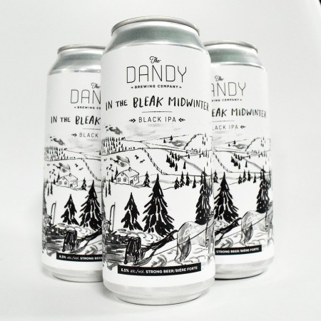 Dandy Brewing Announces Beer Releases & Holiday Event for December