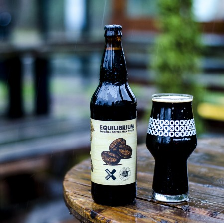 Foamers' Folly Brewing Releasing Equilibrium Imperial Coffee Milk Stout