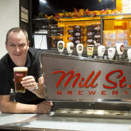 Brewmaster Joel Manning Retiring from Mill Street Brewery