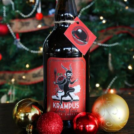 Muddy York Brewing Releasing Krampus Dark Sour With Cherry