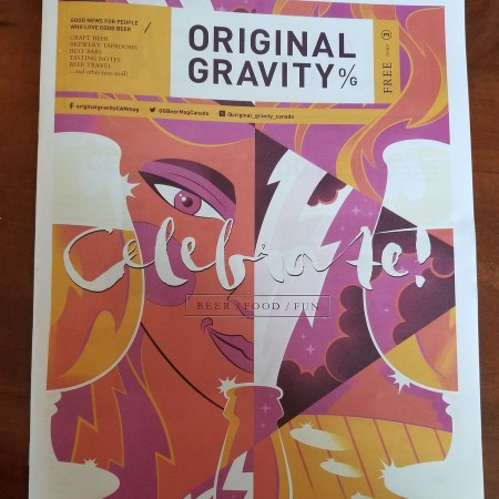 Original Gravity Canada Issue 3 Out This Week