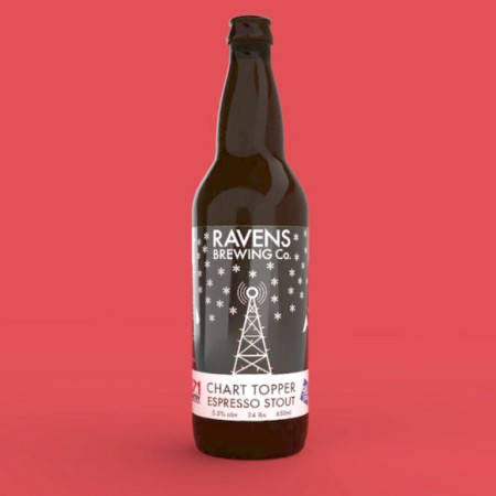 Ravens Brewing and Country 107.1 & Star 98.3 Release Chart Topper Espresso Stout