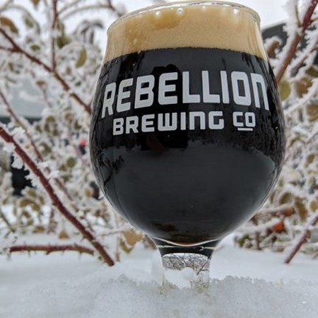 Rebellion Brewing Releases Coconut Cream Stout