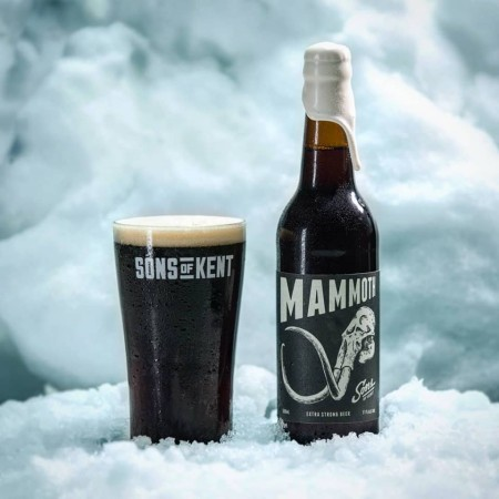 Sons of Kent Brewing Releasing Mammoth Imperial Stout