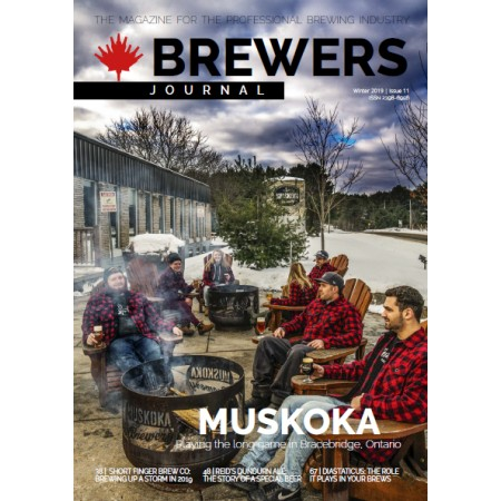 Brewers Journal Canada Winter 2019 Issue Now Available