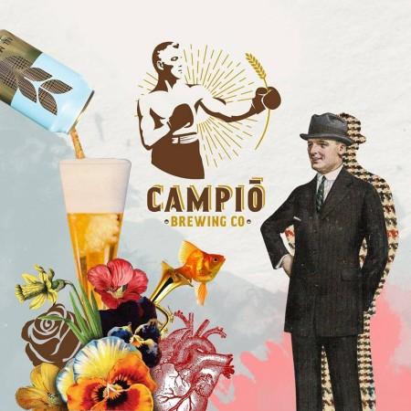 Campio Brewing Now Open in Edmonton