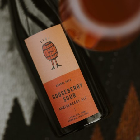 Field House Brewing Releasing Barrel Aged Gooseberry Sour Anniversary Ale