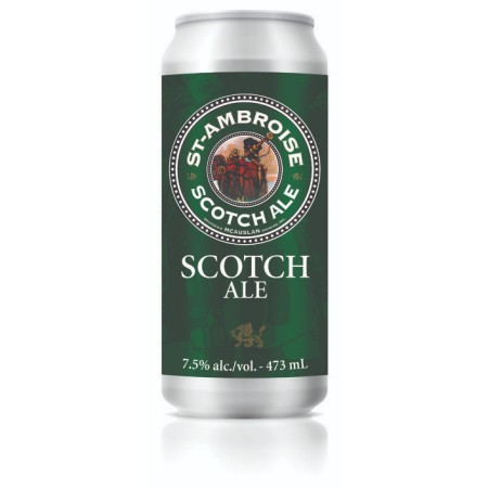 McAuslan Brewing Releases 2019 Edition of St-Ambroise Scotch Ale