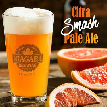 Niagara Brewing Releases Citra SMASH American Pale Ale