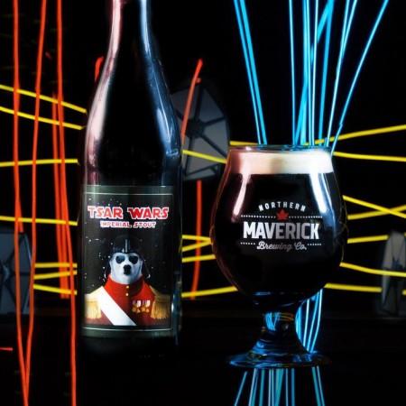 Northern Maverick Brewing Bringing Back Tsar Wars Imperial Stout