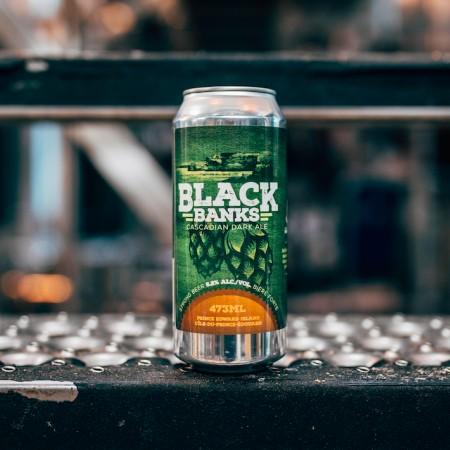PEI Brewing Brings Back Black Banks Cascadian Dark Ale