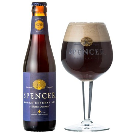 Spencer Brewery Monk's Reserve Ale Now Available in Ontario from Silvercreek Import Partners