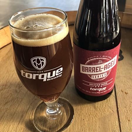 Torque Brewing Releases Barrel-Aged Belgian Quad