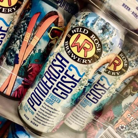Wild Rose Brewery Releasing Ponderosa Gose 2 This Week