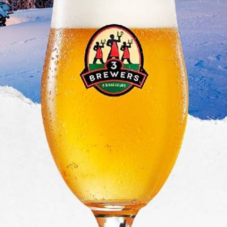 Les 3 Brasseurs/The 3 Brewers Releases Rustic Whiteout Saison