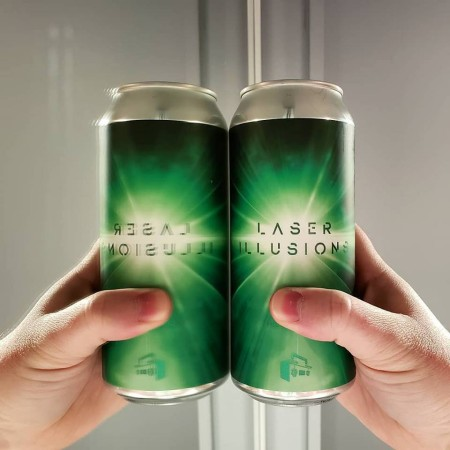 Boombox Brewing Releases Laser Illusions IPA
