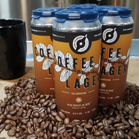 Coal Harbour Brewing and Sacred Acre Coffee Release Coffee Lager