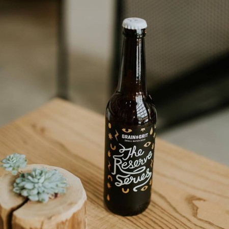 Grain & Grit Beer Co. Releases Reserve Series Editions of High+Dry Sour Saison and Thrillsner Dry-Hopped Pils
