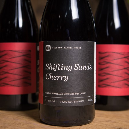 Halcyon Barrel House Shifting Sands Series Continues with Cherry Edition