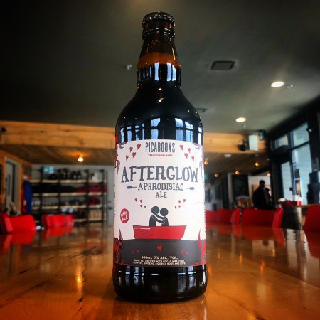 Picaroons Traditional Ales Brings Back Afterglow Aphrodisiac Ale