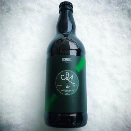 Picaroons Traditional Ales Releases Canadian Black Ale
