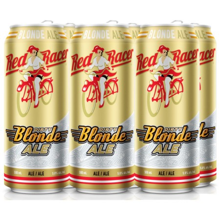 Central City Brewers Launches Red Racer Dirty Blonde Ale