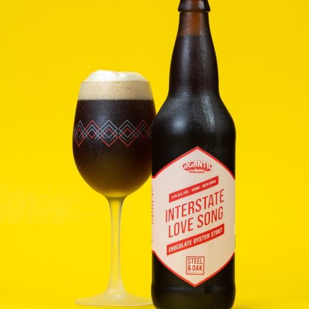 Steel & Oak Brewing and Gigantic Brewing Release Interstate Love Song Chocolate Oyster Stout