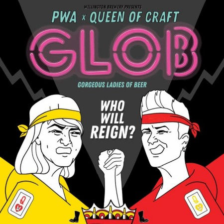 Wellington Brewery Announces Gorgeous Ladies of Beer Wrestling Event for Queen of Craft 2019 Series