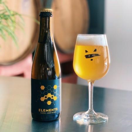 Bandit Brewery Releases Elements #3 Barrel-Aged Blend