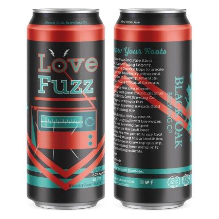 Black Oak Brewing Brings Back Love Fuzz Red Ale