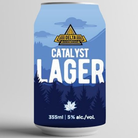 Delta Brewing Launches Catalyst Lager