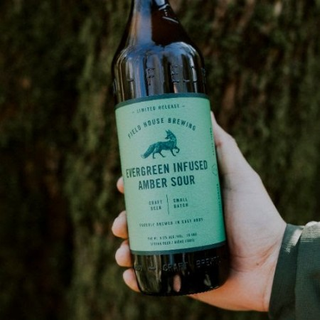 Field House Brewing Releases Evergreen Infused Amber Sour