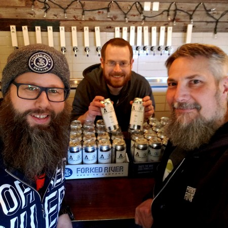 Forked River Brewing and Anderson Craft Ales Release YXU Ale