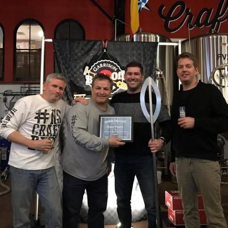 Garrison Brewing Announces Winner of 2019 Brew-Off Challenge & Releases 2018 Winner