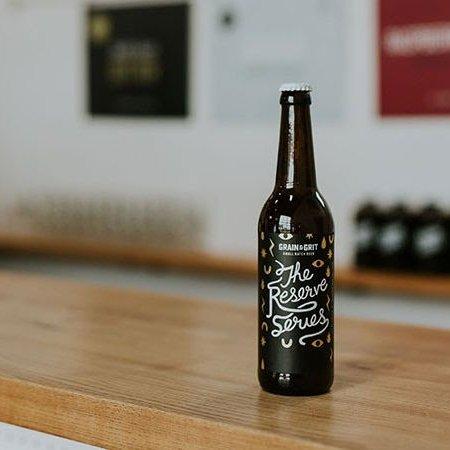 Grain & Grit Beer Co. Releases Reserve Series Edition of Bob's Best Bitter