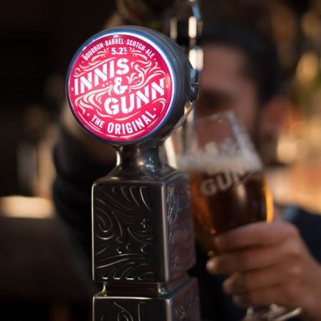 Innis & Gunn Announces Brewing Partnership with Brunswick Bierworks