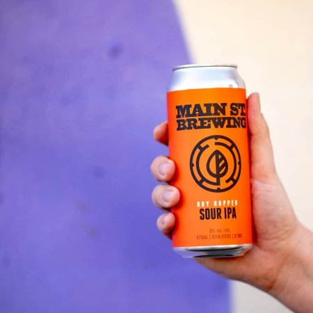 Main Street Brewing Releasing Dry Hopped Sour IPA