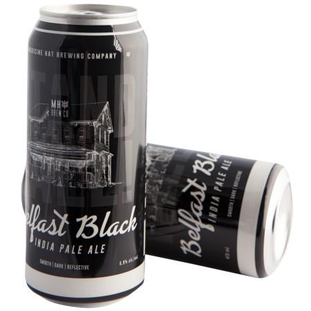 Medicine Hat Brewing Releasing Belfast Black IPA