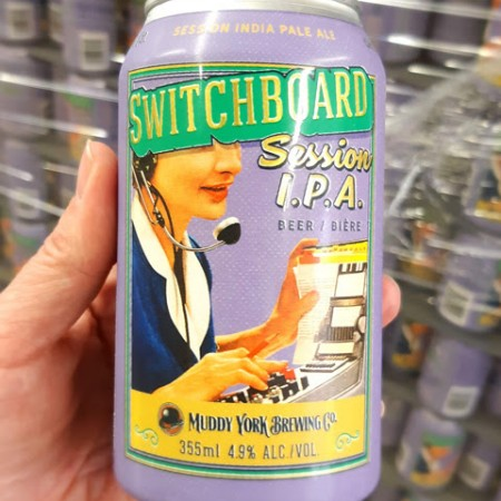 Muddy York Switchboard Session IPA Coming to LCBO