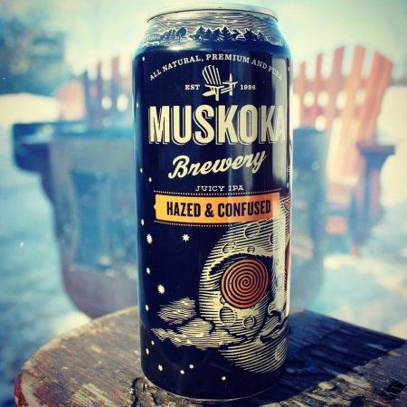 Muskoka Brewery Brings Back Hazed & Confused IPA
