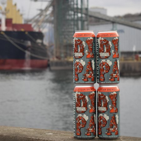 Steamworks Brewing Releases Battleship Double IPA
