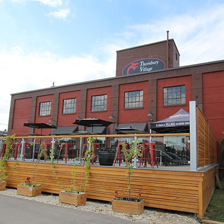 Thornbury Village Cider House & Brewery Planning Expansion and Consolidation of Production