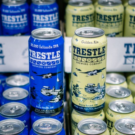 Trestle Brewing Launches 30,000 Islands IPA