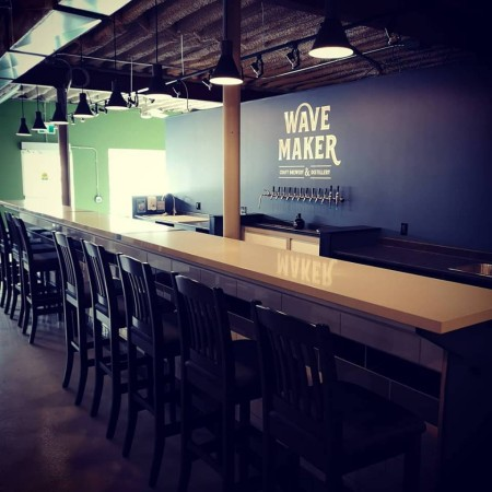 Wave Maker Craft Brewery Opening Next Week in Cambridge, Ontario