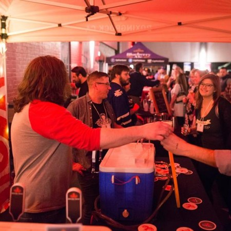 Canadian Beer Festivals – April 12th to 18th, 2019